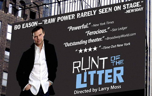 Runt of the Litter Billboard