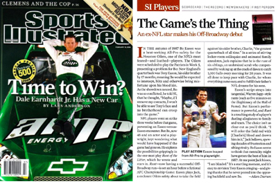 Sports Illustrated Story